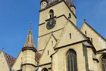 Turnul Sfatului (The Tower of the Council), Sibiu, Romania