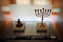 El Transito Synagogue and Sephardic Museum, Toledo, Spain