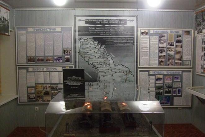 Memory of Victims of Fascism Museum of the Holocaust, Odessa, Ukraine