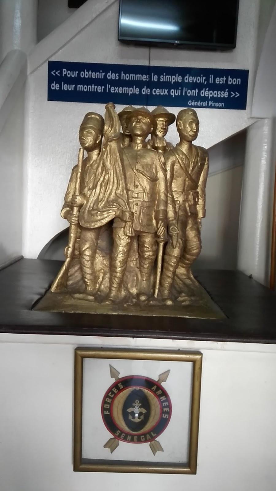 Musée des Forces Armées Senegalaise