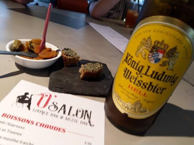 O'Salon Lounge Bar / Mezze Bar