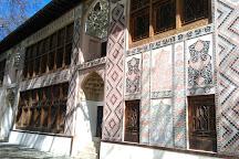 Sheki Khans' Palace, Sheki, Azerbaijan