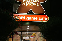 Meeples & More Board Game Cafe, Bangkok, Thailand