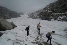 Indrahar Pass, Kangra, India