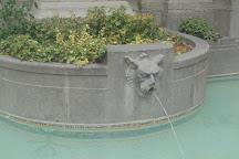 Hendrik Conscience Statue, Antwerp, Belgium