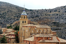 Catedral de Albarracin, Albarracin, Spain