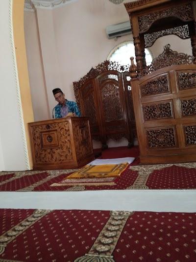Masjid H Gusti Abd Muis