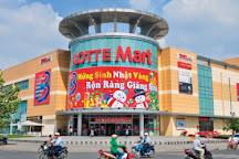 Lotte Mart, Phan Thiet, Vietnam