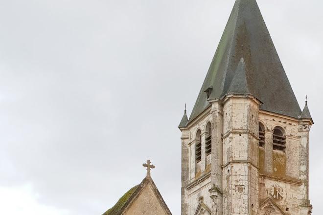 Eglise Saint-Martin, Longny-au-Perche, France