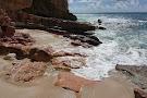 Cupecoy Bay Beach