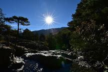 Cascades des Anglais, Vivario, France