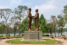 Thong Nhat Park (Lenin Park), Hanoi, Vietnam