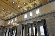 Bank of Montreal (Banque de Montreal), Montreal, Canada