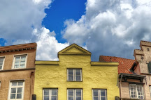 Gunter Grass-Haus, Lubeck, Germany