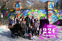Street Art Paris Tours, Paris, France