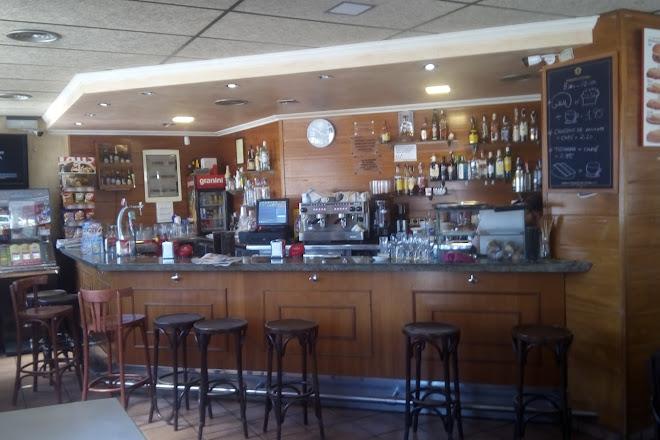 Cafeteria Cerveceria la Rambla, Barcelona, Spain