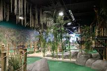 Jungle Rumble Adventure Golf, Bristol, United Kingdom