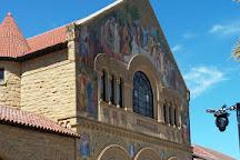 Papua New Guinea Sculpture Garden, Stanford, United States