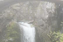 Christine Falls Viewpoint, Mount Rainier National Park, United States