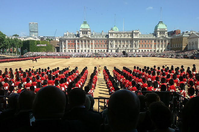 Trooping the Colour, London, United Kingdom