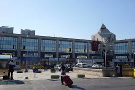 Автобусная станция   Istanbul