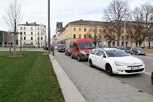 Obelisk, Munich, Germany