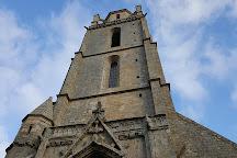 Eglise Saint Guenole, Batz-sur-Mer, France