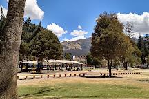 Parque El Ejido, Quito, Ecuador
