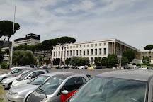 Obelisco Marconi, Rome, Italy