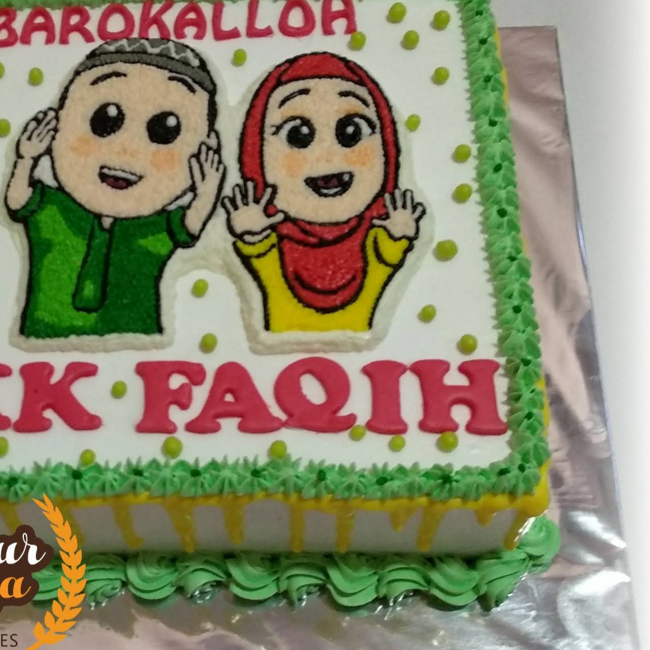 Kue Ulang Tahun Dapur Kenanga Cake Cookies Cikarang Toko Kue Online Di Cikarang Kabupaten Bekasi