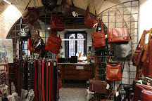 Leather Craftsman, Rome, Italy