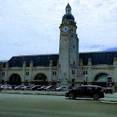 Железнодорожная станция  La Rochelle Ville