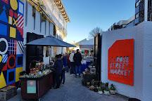 The Rose Street Artists' Market, Fitzroy, Australia