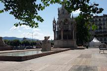 Brunswick Monument, Geneva, Switzerland