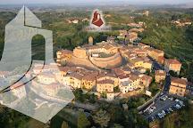 Castello dei Vicari, Lari, Italy