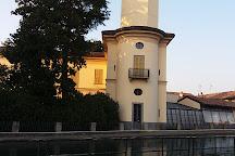 Naviglio della Martesana, Milan, Italy