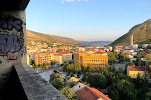 Sniper Tower, Mostar, Bosnia and Herzegovina