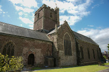 The Tithe Barn, St Marys Church, Abergavenny, United Kingdom
