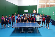 Dubai Table Tennis Academy, Dubai, United Arab Emirates