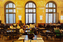 Book Cafe - Lotz Terem, Budapest, Hungary