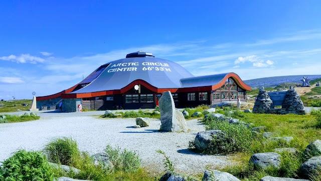 Saltfjellet–Svartisen National Park