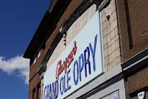 Grand Ole Opry, Glasgow, United Kingdom