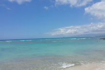 San Souci Beach, Honolulu, United States
