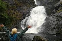 Rjoandefossen, Flam, Norway
