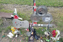 Plane Crash Site of Buddy Holly, Clear Lake, United States