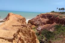 Barra de Jequia Beach, Jequia da Praia, Brazil
