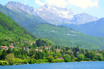 Lac d'Annecy, Annecy, France