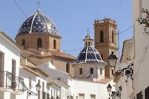 Plaza del Ayuntamiento de Altea, Altea, Spain