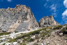 Passo Falzarego, Cortina d'Ampezzo, Italy