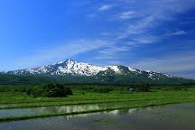Mt. Chokai, Tohoku, Japan